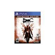 Devil May Cry - Edição Definitiva - PlayStation 4