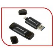 USB Flash Drive 32Gb - Transcend JetDrive Go 300 Lightning Black TS32GJDG300K