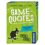 Kosmos More Game of Quotes