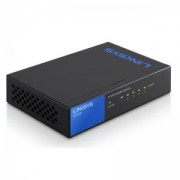 Linksys LGS105 :: 5-Port Small Business Desktop Gigabit Switch
