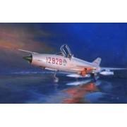 Trumpeter Model chińskiego myśliwca J7G Chengdu - Trumpeter 02861
