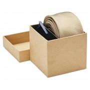 Jack&Jones Jacrave Tie Box Set cadou de cajou prăjit