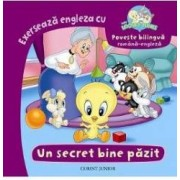 Exerseaza engleza cu Baby Looney Tunes - Un secret bine pazit
