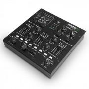 Ibiza DJM 200 USB Mesa de mezclas de 2 canales USB MP3 (DJM200USB)