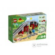 LEGO® DUPLO® Pod si sine de cale ferata 10872