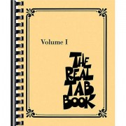 Hal Leonard The Real Tab Book Vol.1 Libro de partituras