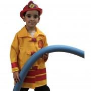 Disfraz TuDi de Bombero Oficio Fire Patrol