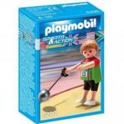Комплект Плеймобил 5200 - Състезател по хвърляне на чук, Playmobil, 290752