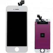 Compatibile Apple (Grado A) - 821-1451-06, 821-1452-06 - Vetro LCD per iPhone 5 - Bianco (Grado A)