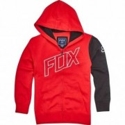 FOX Sudadera Fox Moto Vation Junior Dark Red