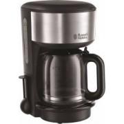 Cafetiera Russell Hobbs Oxford 20130-56 1000W 1.25L Negru-Argintiu