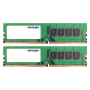 Модуль памяти Patriot Memory DDR4 DIMM 2666MHz PC-21300 CL19 - 16Gb KIT (2x8Gb) PSD416G2666K