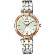 Lorus Montre-bracelet Lorus RG288KX-9 Silver/Rose Gold Two Tone Rose Gold/Two Tone