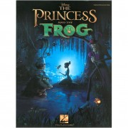 Hal Leonard - The Princess And The Frog voor piano, zang, gitaar