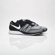 Nike flyknit trainer Black/White-White