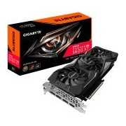 GIGABYTE Video Card AMD Radeon RX 5600 XT GAMING OC GDDR6 6GB/192bit, 1560MHz/12000MHz, PCI-E 4.0, 3xDP, HDMI, WINDFORCE 3X Cooler (Double Slot) RGB Fusion, Metal Back Plate, Retail (GV-R56XTGAMING_OC-6GD)