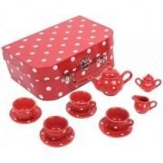 Set Bigjigs de Ceai din Portelan