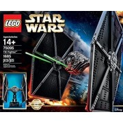 Lego LEGO 75095 Star Wars Thailand Fighter STAR WARS TIE Fighter [parallel import goods]