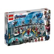 IRON MAN - SALA ARMURILOR - LEGO (76125)