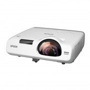 Projector, Epson EB-530, 3200LM, LAN, USB, RS-232C, HDMI, Speakers (V11H673040)