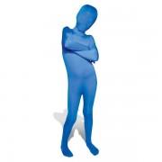 Kinder morphsuit blauw