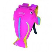 Trunki zwemtas Paddlepak Vis roze Coral