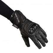 Richa Handschuhe Richa Damen Waterproof Racing Schwarz