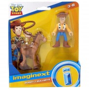 Woody Y Su Caballo Toy Story 4 Imaginext