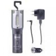 Lanterna atelier plastic magnetica 5W SMD LED + 1W UV LED 500 lumeni