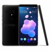 HTC U12 plus 6 pulgadas super LCD 6 telefono inteligente SIM dual con 6 GB de RAM? ROM 128GB - negro