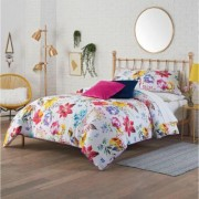 MELLI MELLO Aisha Comforter Set King, Multi-Colored