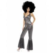 Disco jumpsuit voor dames