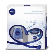 Nivea Set cadou cu produse hidratante pentru piele FACE BLUE
