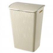 Curver my style wasbox - 55 liter - vintage wit
