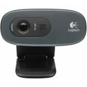 Logitech 960-001063»3 Logitech HD WEBCAM C270 3MP 1280 x 720Pixeles USB 2.0 Negro