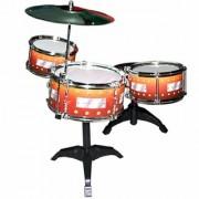 Jojoss Jazz Drum 1819 Musical Instrument 7pcs Multicolour for Kid