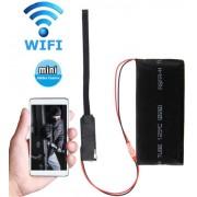 Mini kamera szpiegowska IP WiFi AHD