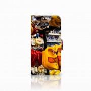 B2Ctelecom Huawei P20 Pro Boekhoesje Design Klompen