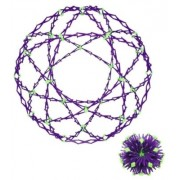 Original Mini Sphere Hoberman Glows (Glow in the Dark)