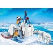 Playmobil Exploradores con Osos Polares