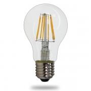 LED осветление, V-Tac 6W E27 A60 Filament VT-1887, Топла