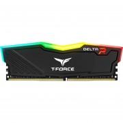 Memoria RAM DDR4 8GB 3200MHz TEAMGROUP T-Force Delta RGB TF3D48G3200HC16C01