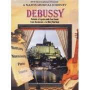 Video Delta Claude Debussy - Prélude a l'après-midi d'un faune - Scenes of France - DVD