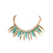 Fashionize Halsketting Turquoise