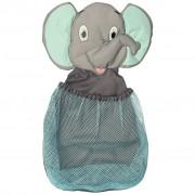 Bo Jungle B-Bath Toy Storage Net Elephant Blue B900310