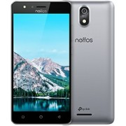 "Smartphone TP-Link Neffos C5s 5"" FWVGA Quadcore 1GB/8GB 2MP/5MP GPS And. 7.0 4G Grey"
