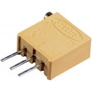 Potenţiometru de precizie multitură Visay, regulator lateral, tip 64 X, 5 kΩ