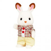 Boys Sylvanian Families doll chocolate chocolate rabbit family rabbit (japan import)