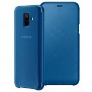 Capa Flip para Samsung Galaxy A6 (2018) EF-WA600CLEGWW - Azul