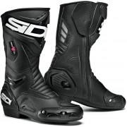 Sidi Performer Ladies Motorcycle Boots Damer Mc-stövlar 42 Svart